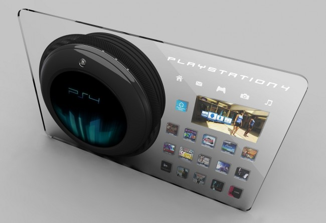 PlayStation 4 náhled