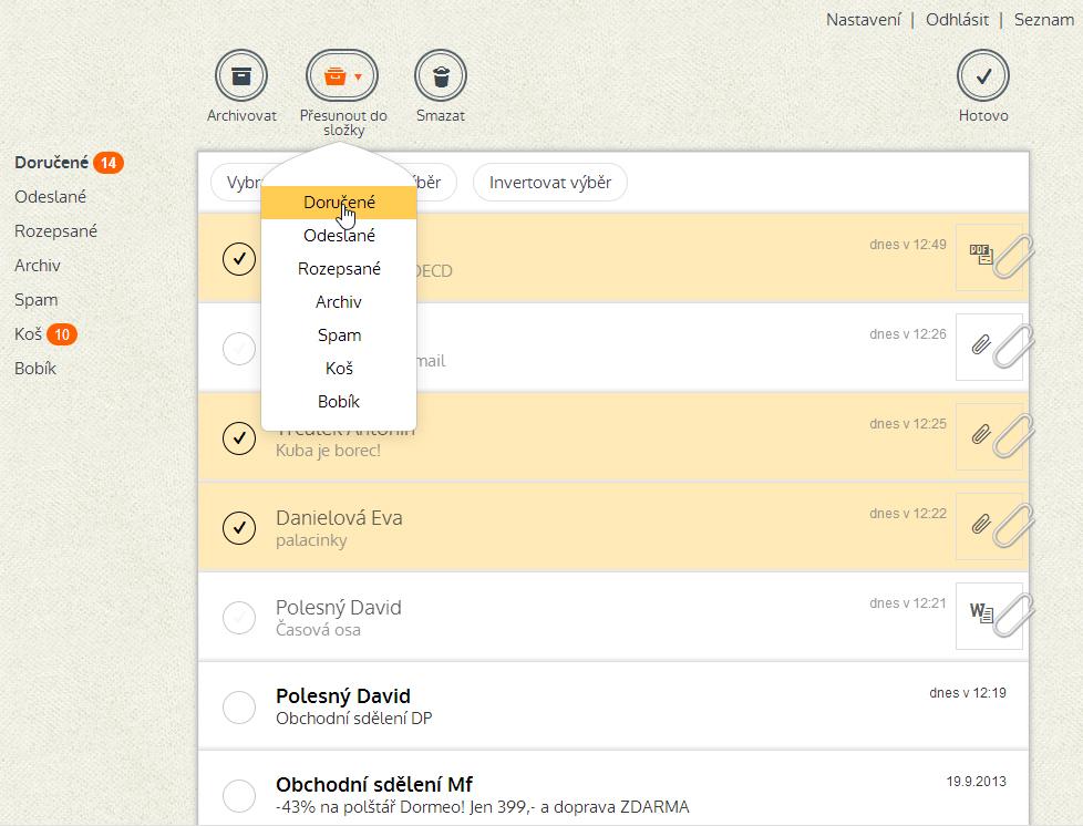 Jak napsat e-mail s webem pro seznamky