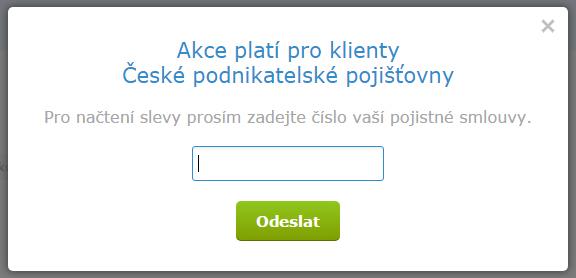 Číslo smlouvy Alza.cz