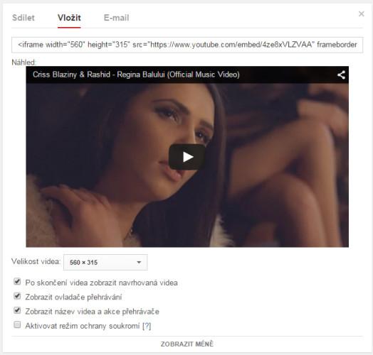 Náhled videa