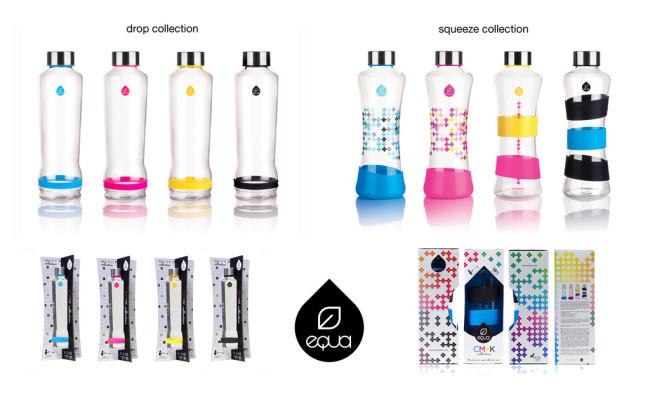 Design kolekce CMYK